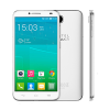 Смартфон Alcatel OT-6037K Idol 2 White/Light Chrome	NFC