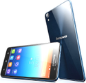 Смартфон Lenovo S850 Dark Blue