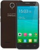 Смартфон Alcatel OT-6037Y Idol 2 Black/Chocolate NFC