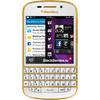 Смартфон BlackBerry Q10 4G LTE White/Gold