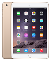 Планшет Apple iPad mini 3 128Gb Wi-Fi + Cellular Gold